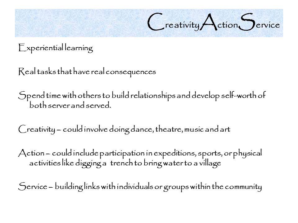 CreativityActionService