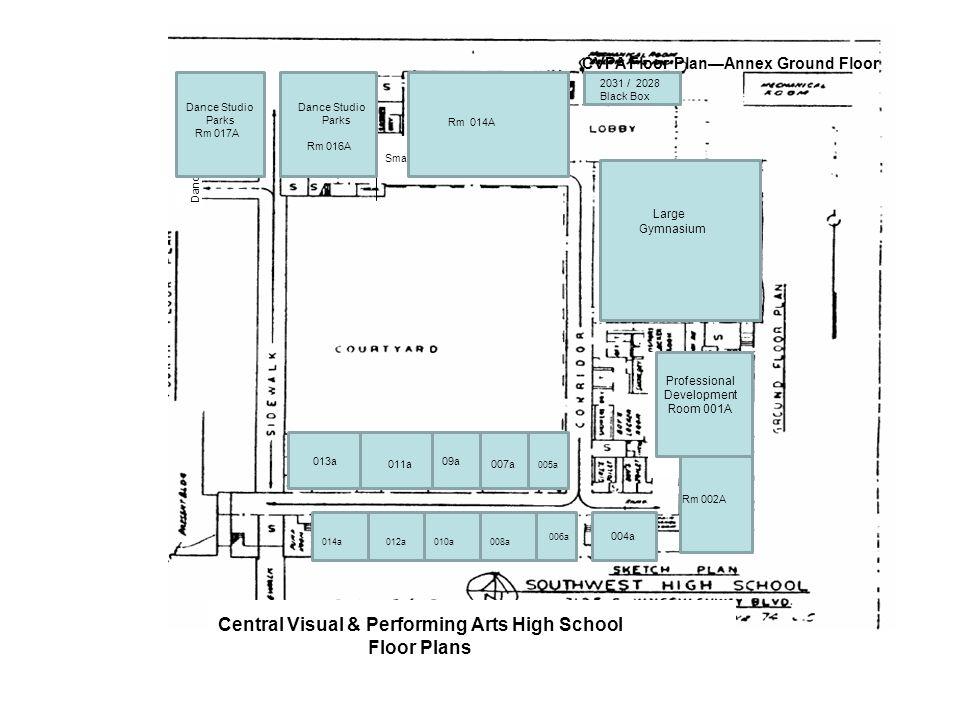 Central Visual & Performing Arts High School