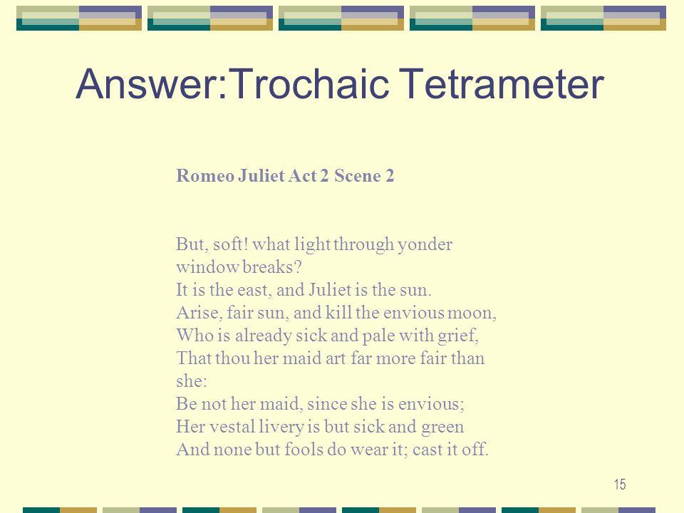Answer:Trochaic Tetrameter