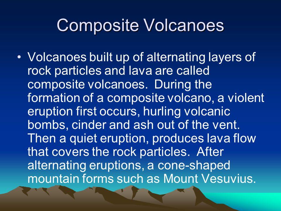 Composite Volcanoes