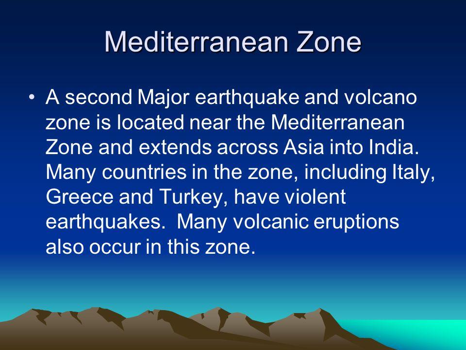 Mediterranean Zone