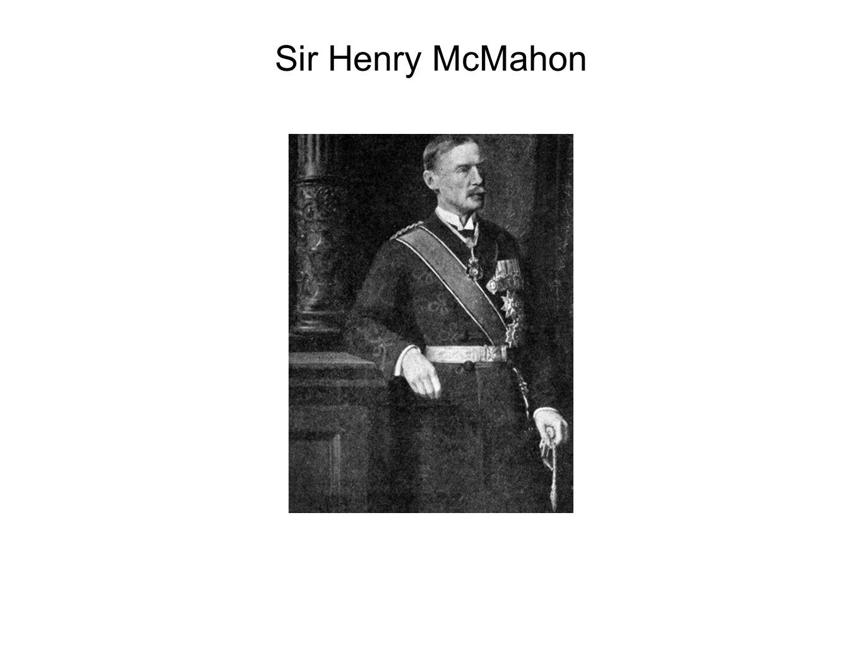 Sir Henry McMahon