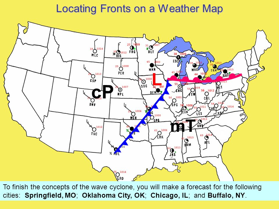 the weather makers of the mid-latitudes