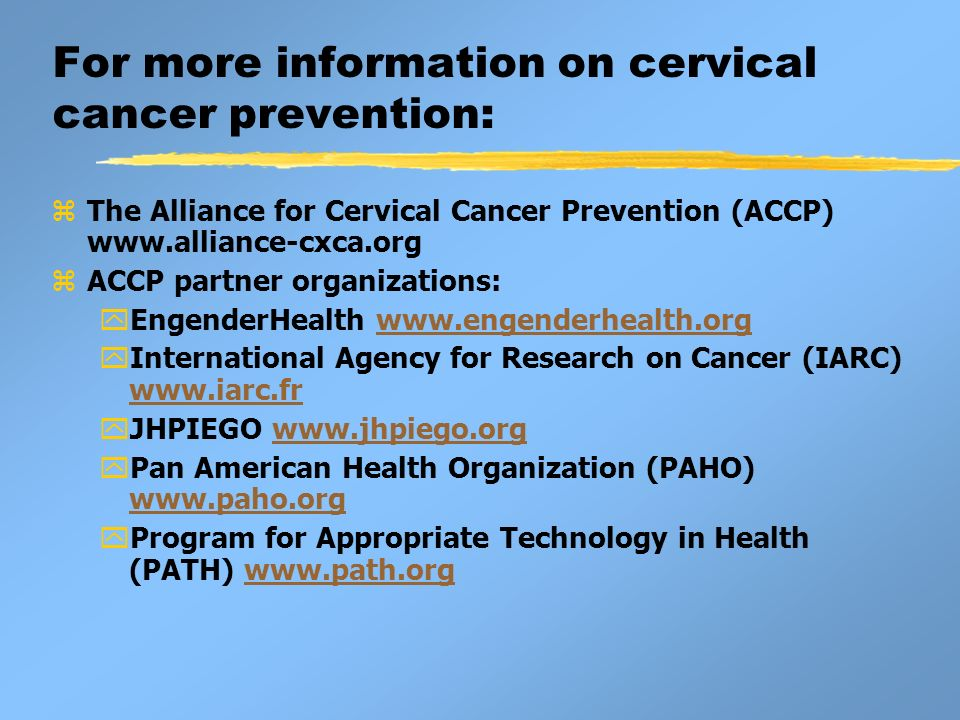 cervical cancer research proposal A study of knowledge, attitude and practice regarding practice regarding prevention of cervical cancer international agency for research on cancer.