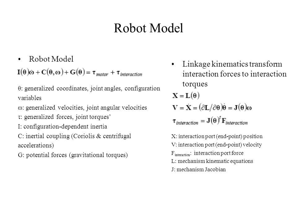 Robot Model Robot Model