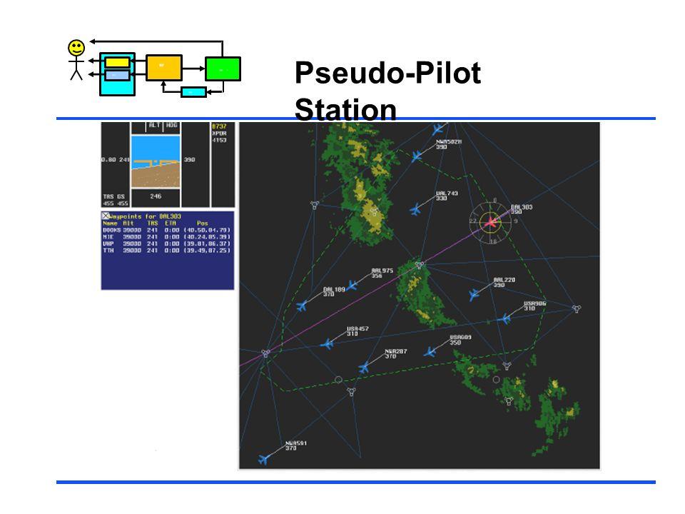 Pseudo-Pilot Station Control