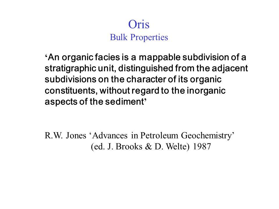 Oris Bulk Properties.