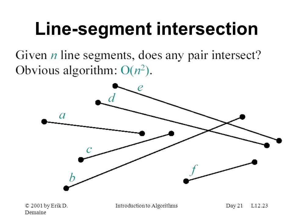 Line Segment And Line Drawing Algorithm : Introduction to algorithms ppt download