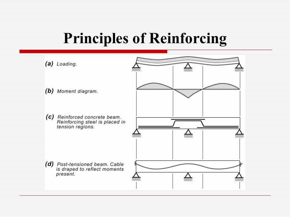 Principles of Reinforcing