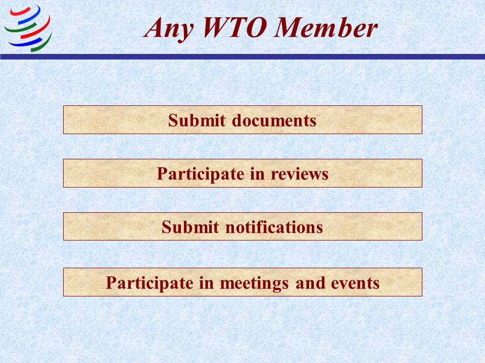 Participate in reviews Participate in meetings and events