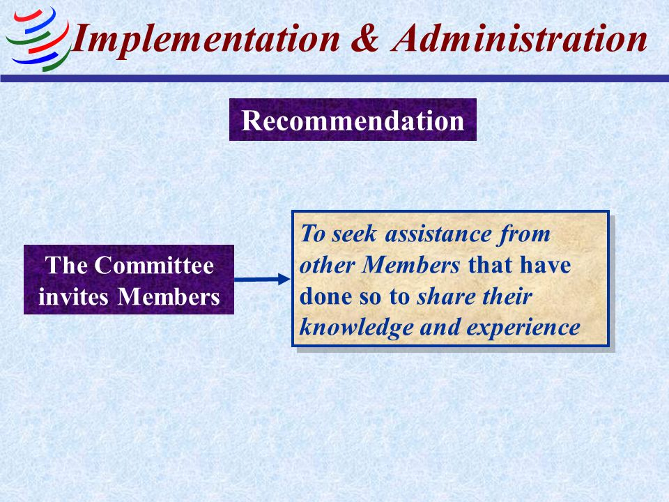 Implementation & Administration