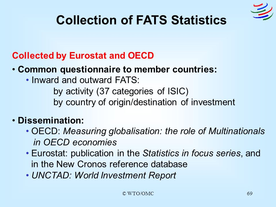 Collection of FATS Statistics