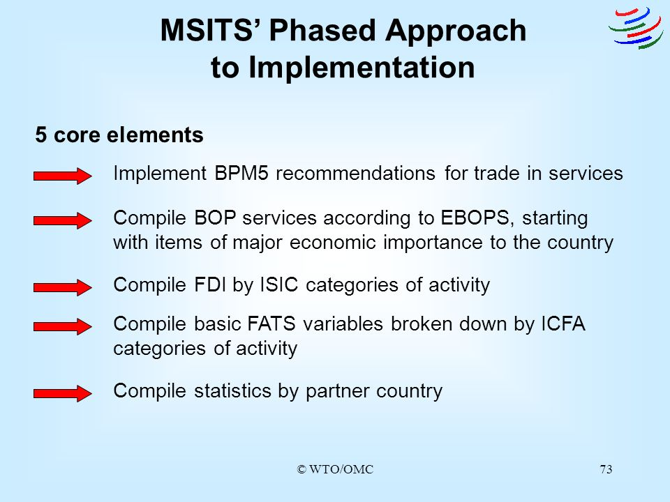 MSITS' Phased Approach to Implementation