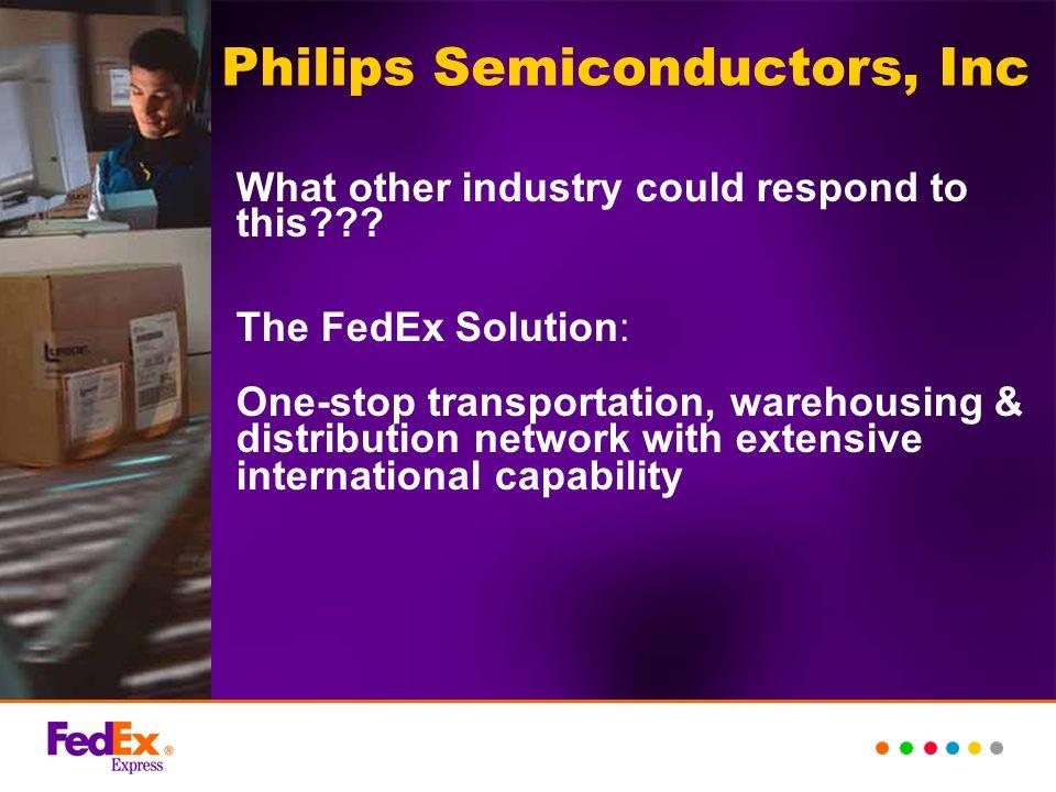 Philips Semiconductors, Inc