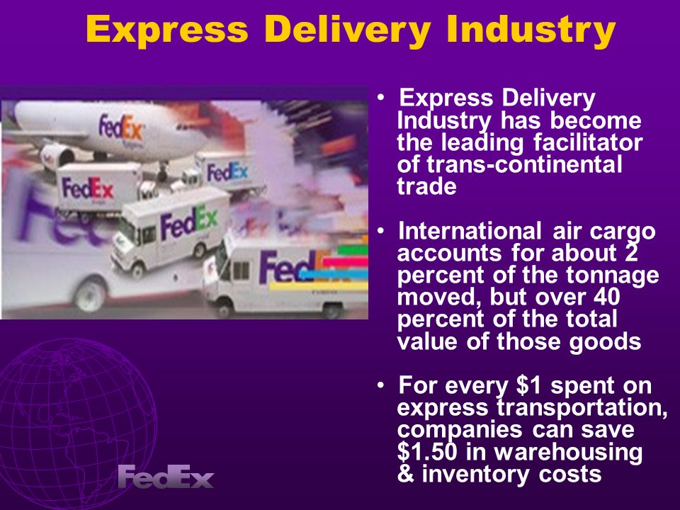 Express Delivery Industry