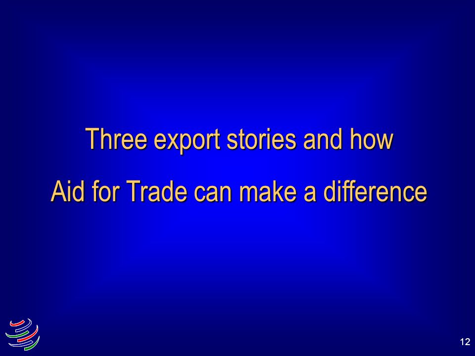 Three export stories and how Aid for Trade can make a difference