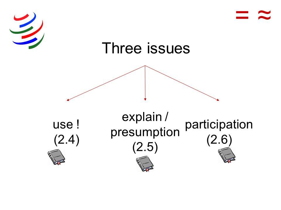 explain / presumption (2.5)
