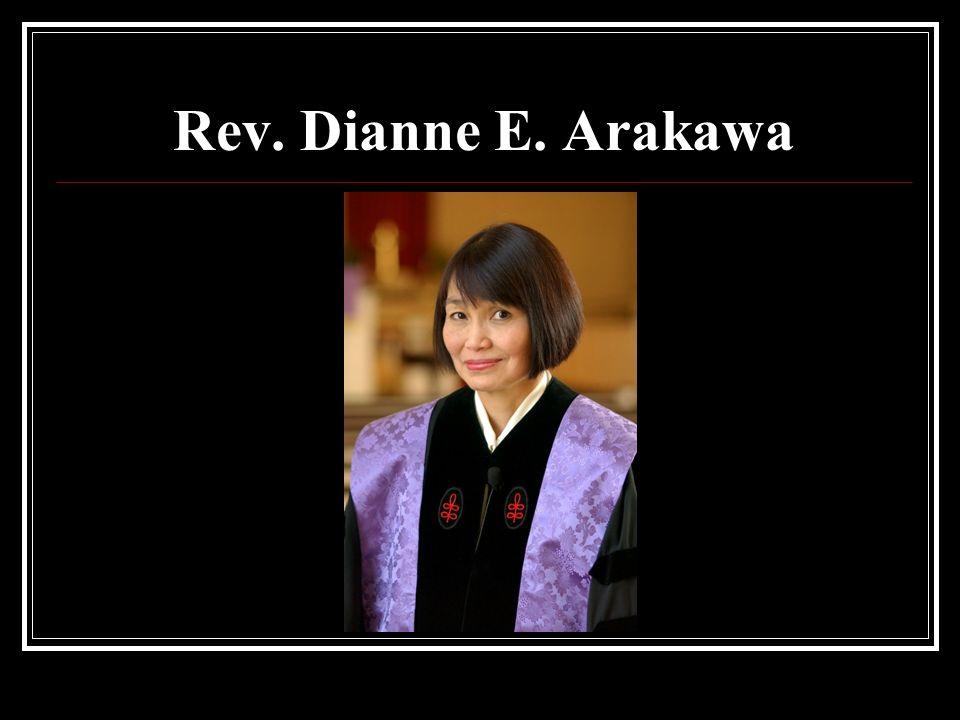 Rev. Dianne E. Arakawa