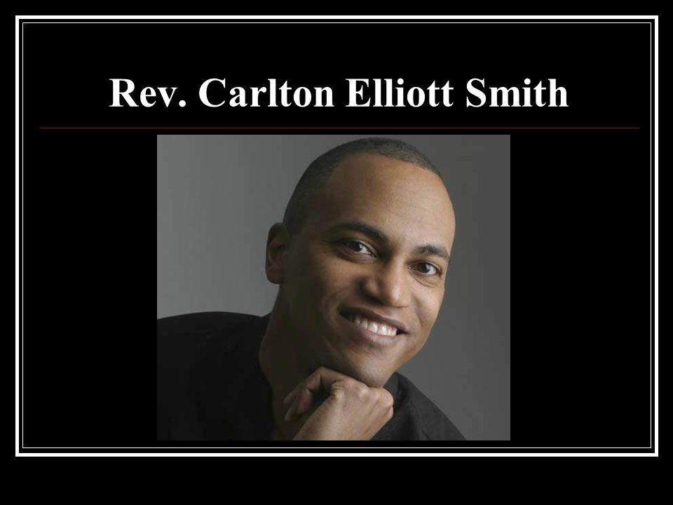 Rev. Carlton Elliott Smith