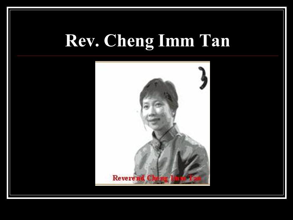 Rev. Cheng Imm Tan