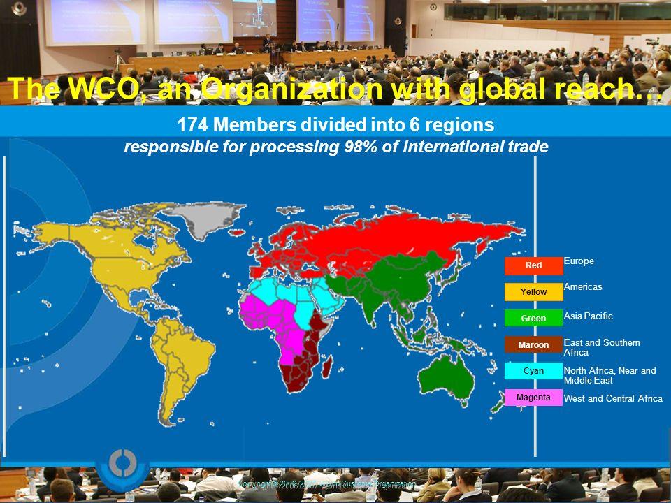 Copyright 2006 2007 World Customs Organization ppt download