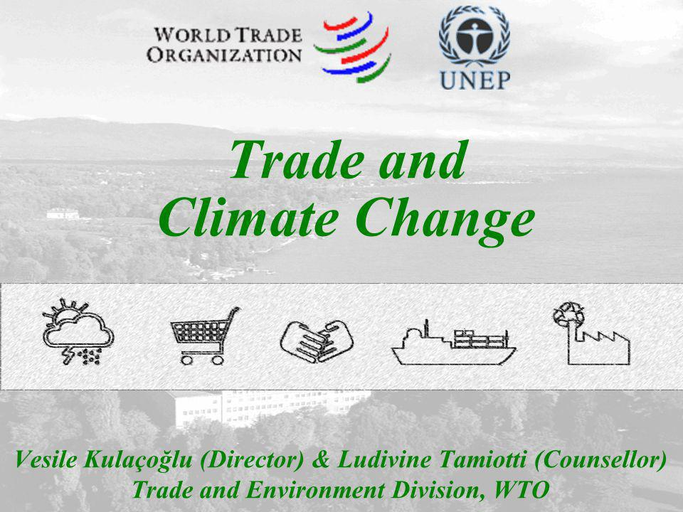 Trade and Climate Change