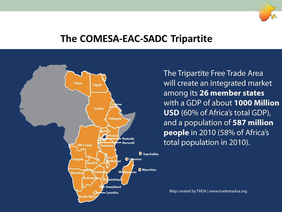 The COMESA-EAC-SADC Tripartite