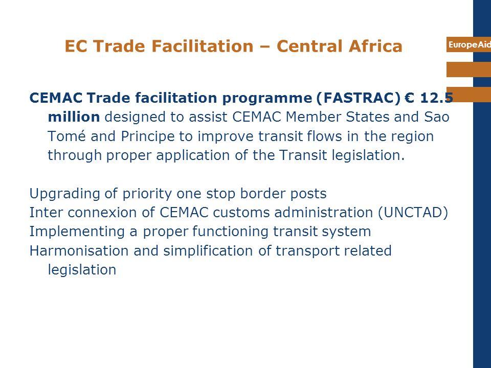 EC Trade Facilitation – Central Africa