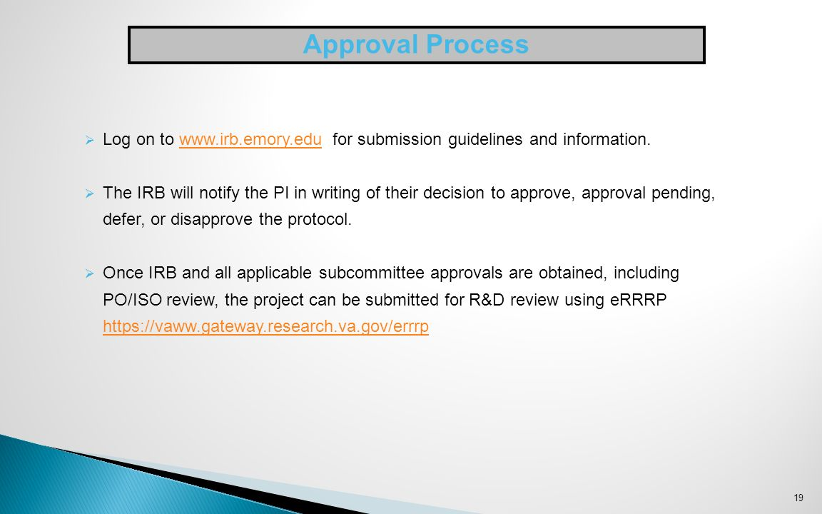 Irb minutes template 28 images meeting minutes template word welcome to the atlanta va medical center ppt download approval process log on to www 7310387 irb minutes template 28 images irb minutes template 28 images pronofoot35fo Images