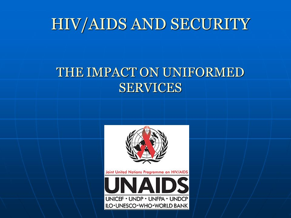 THE IMPACT ON UNIFORMED SERVICES