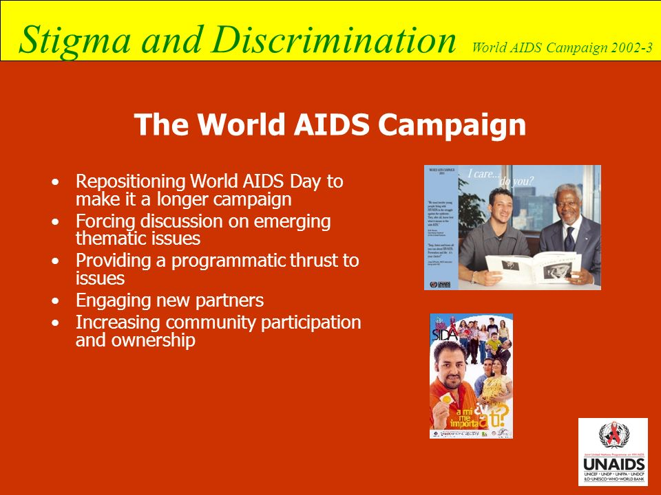 The World AIDS Campaign