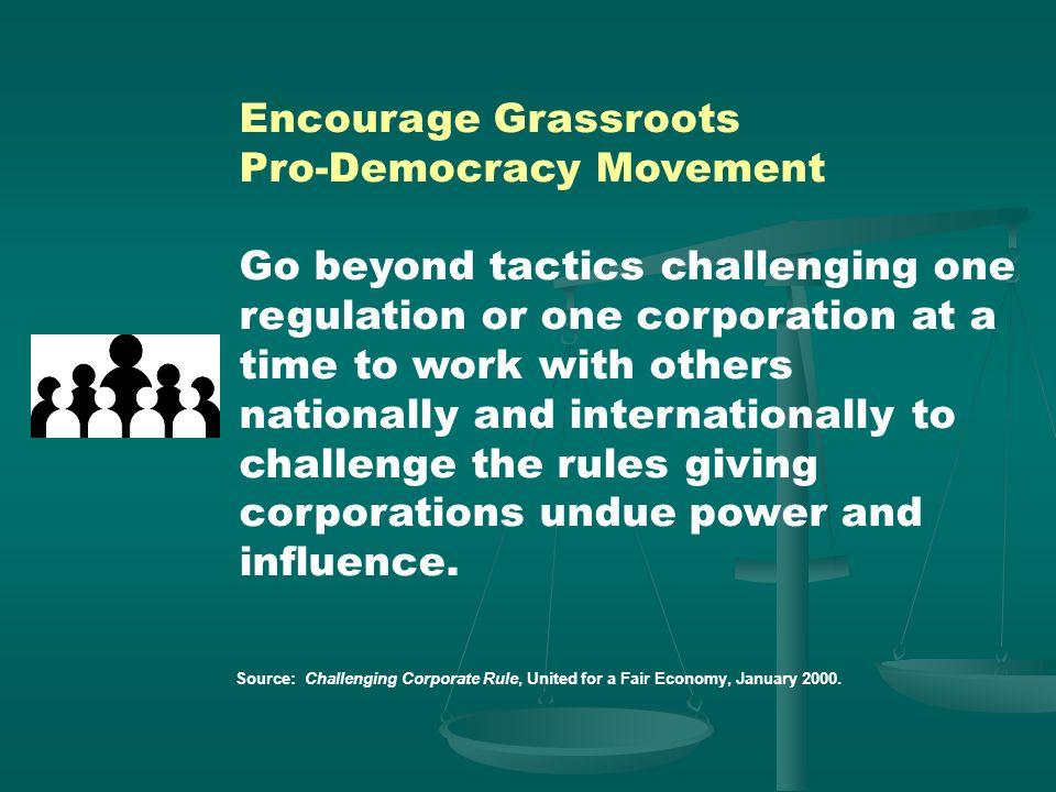 Pro-Democracy Movement