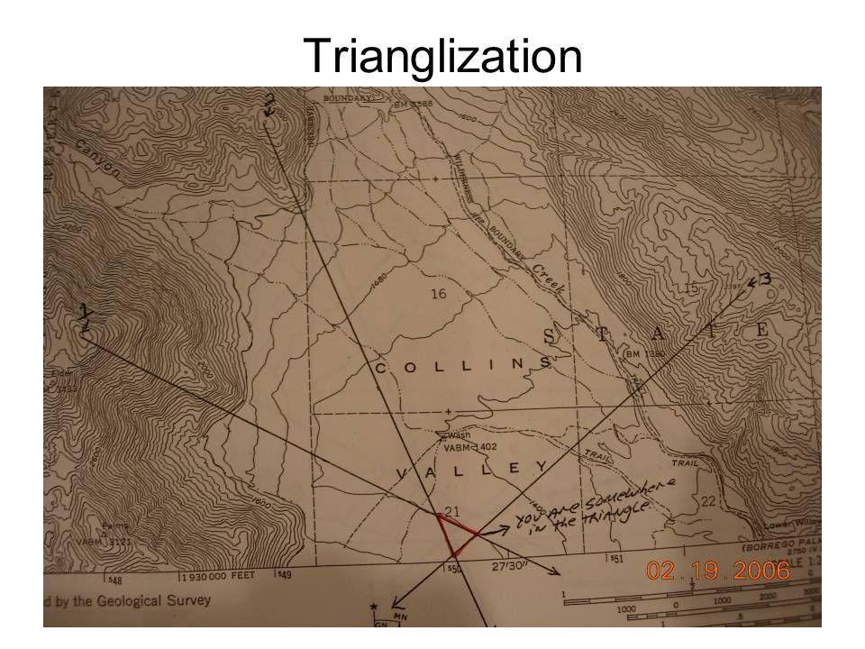 Trianglization