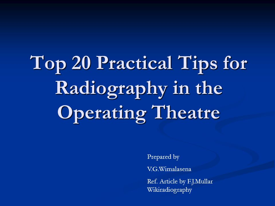 radiographers role in operation theatre Ahp roles ahp roles find out more about what the 14 ahps do: art therapists drama therapists  odps are responsible for preparing the operating theatre and maintaining communication between the surgical team, operating theatre and wider hospital  therapeutic radiographers play a vital role in the treatment of cancer they are also.
