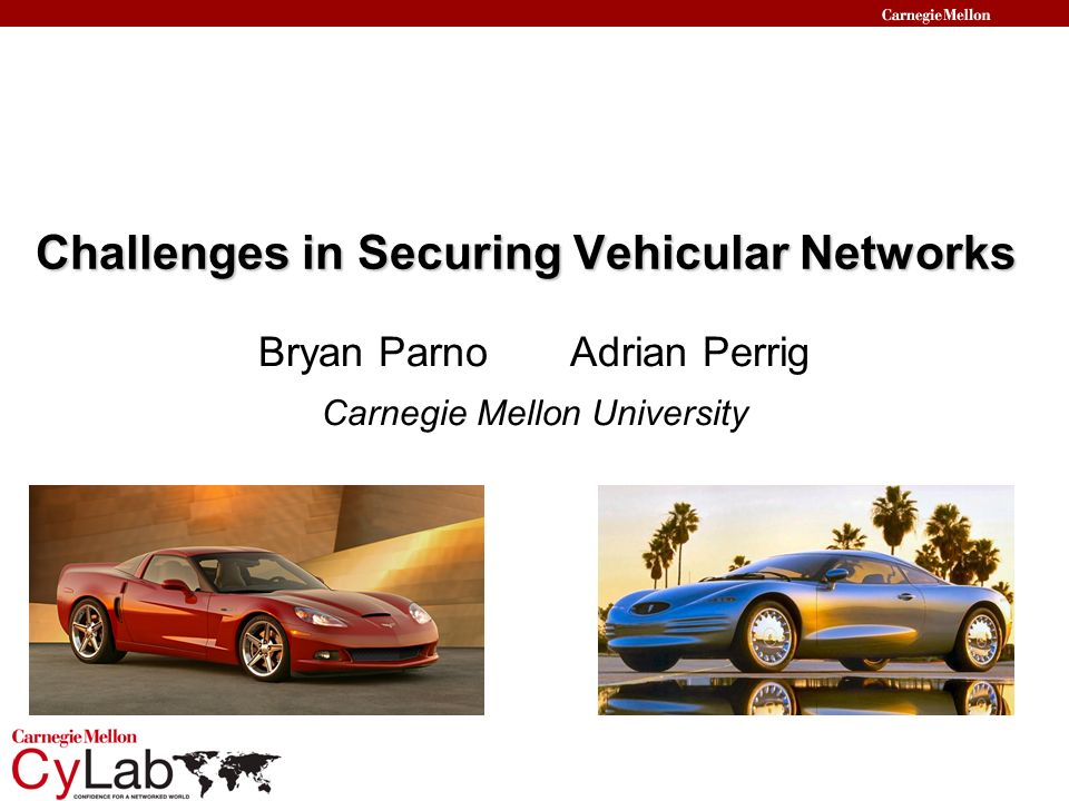 Challenges in Securing Vehicular Networks