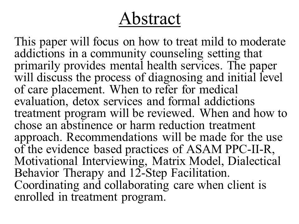 The Art and Science of Treating Clients with Addictions and Dual – Dual Diagnosis Worksheets