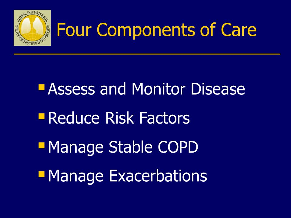Four Components of Care