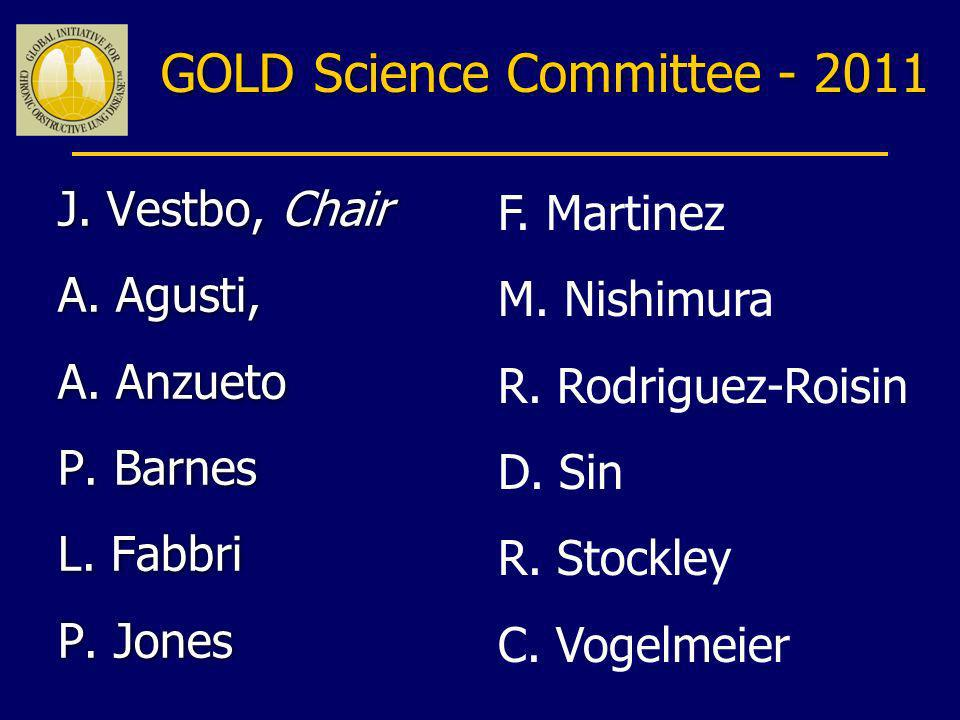 GOLD Science Committee