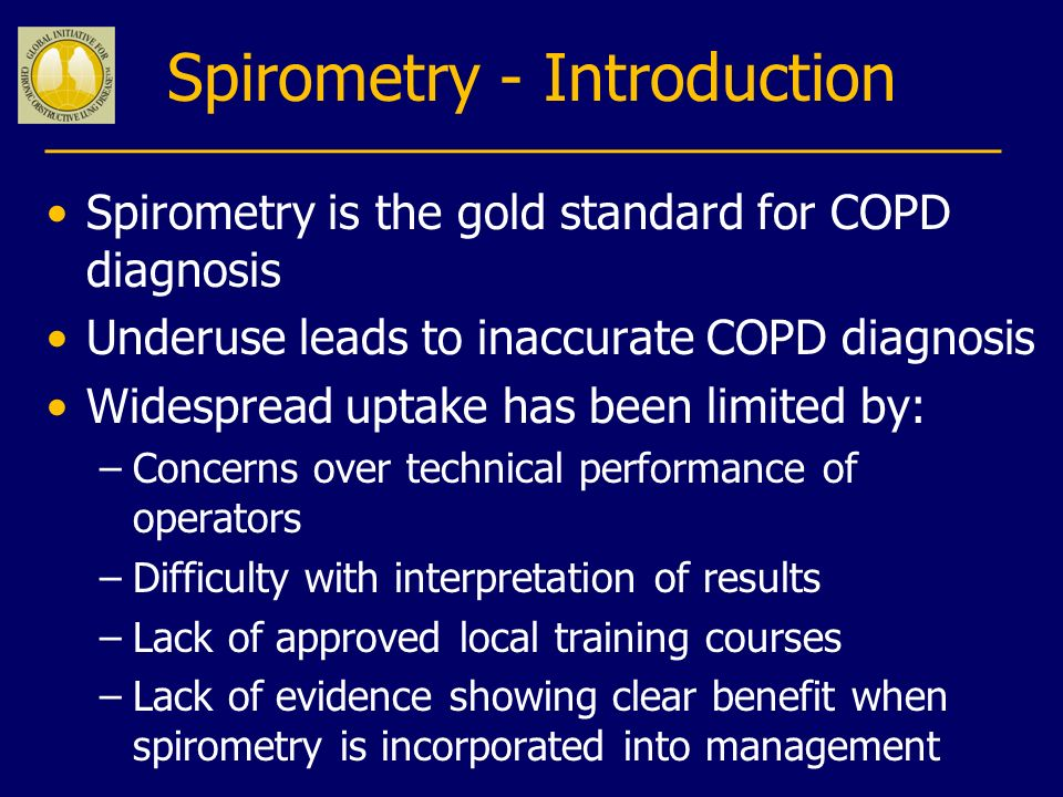 Spirometry - Introduction