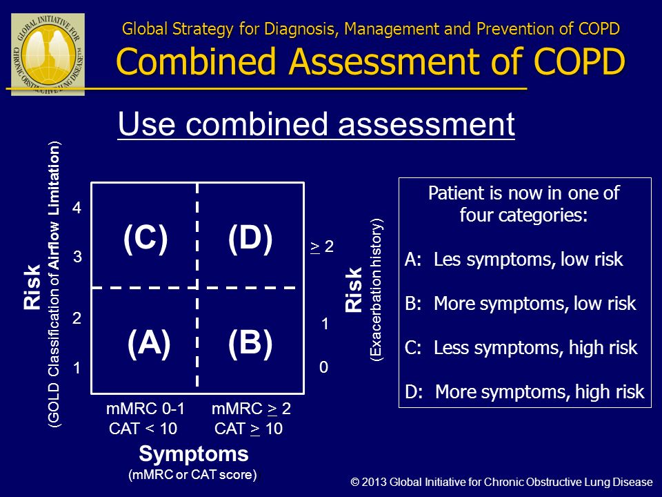 Use combined assessment