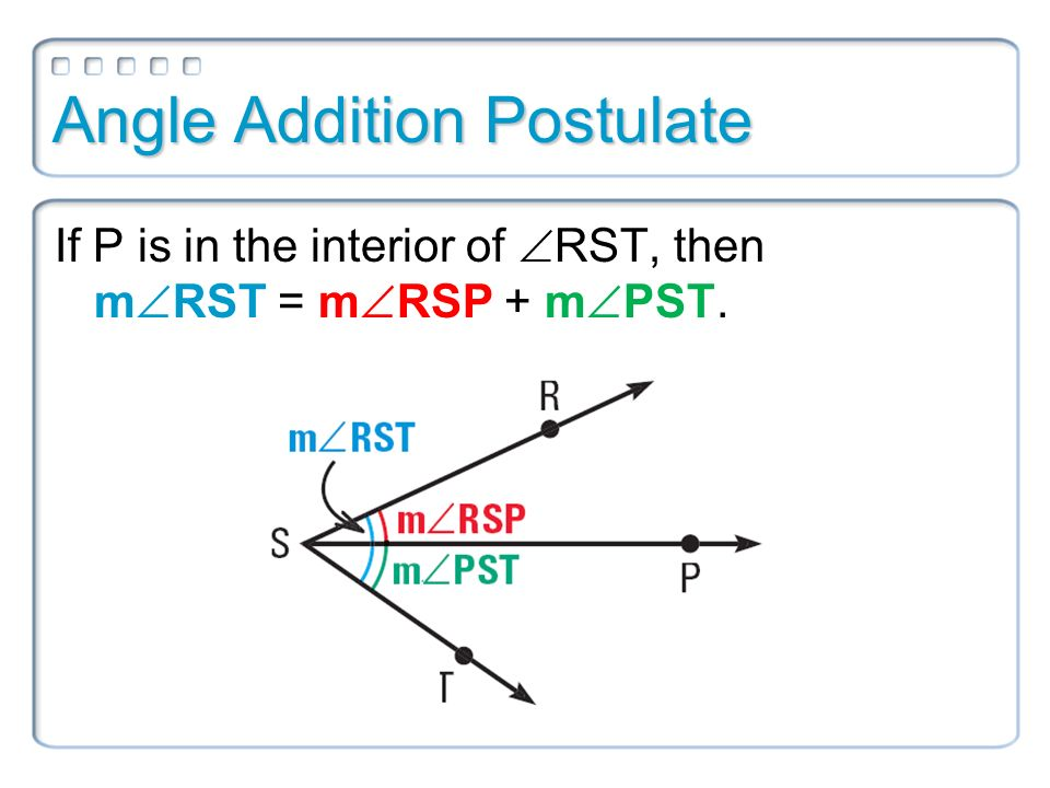 1.4: Measure and Classify Angles - ppt download