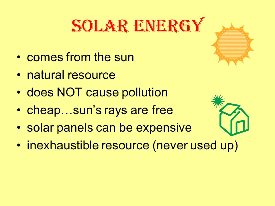 The Types Of Energy In Our World Ppt Video Online Download