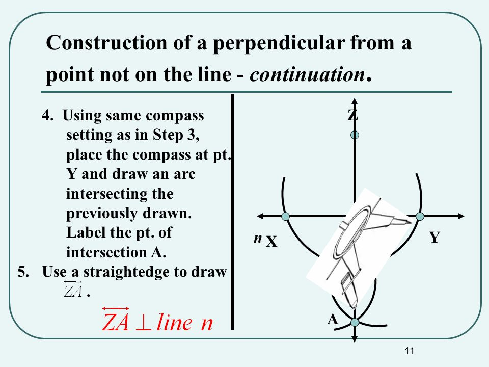 Drawing Parallel Lines With Compass : Constructions ppt video online download
