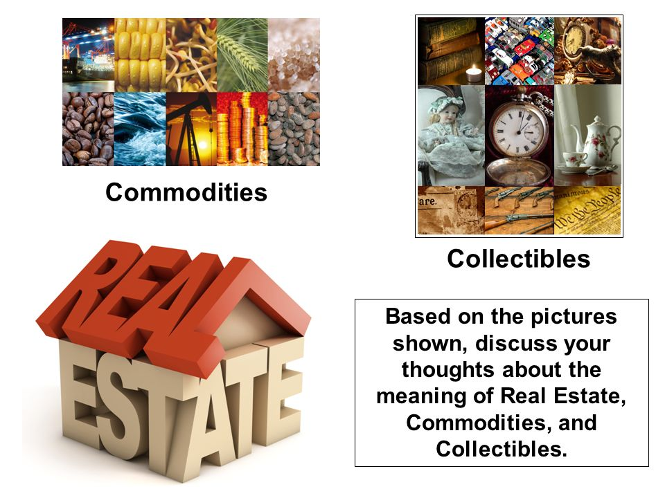 Commodities Collectibles