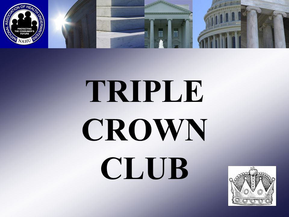 TRIPLE CROWN CLUB