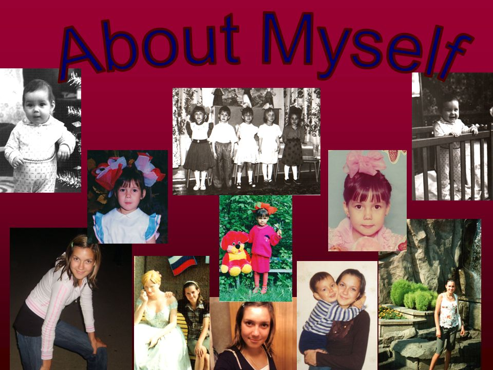 About Myself