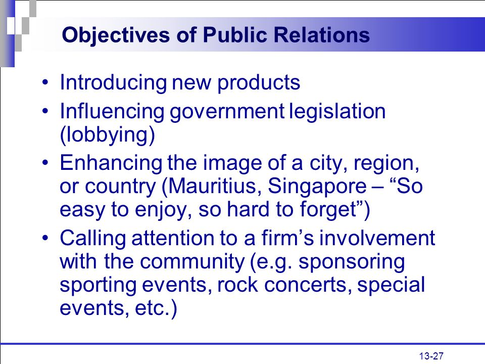 objectives of inter governmental relationship