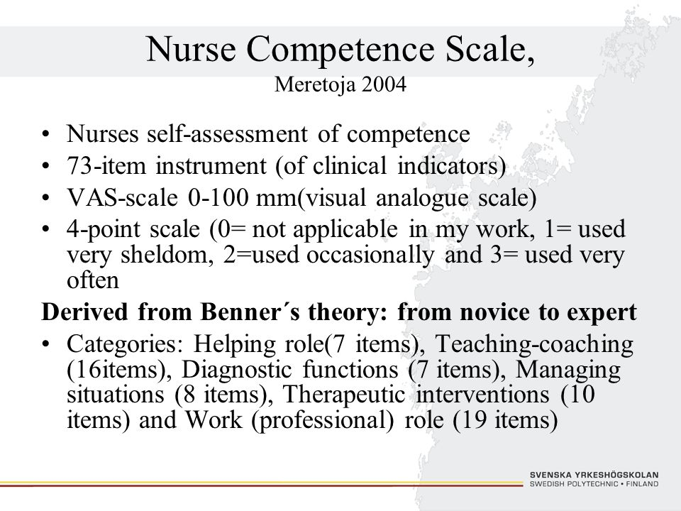 Assessment of clinical competence.