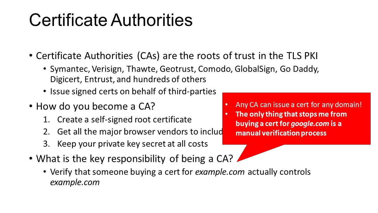 Cs 3700 networks and distributed systems ppt download certificate authorities 1betcityfo Images