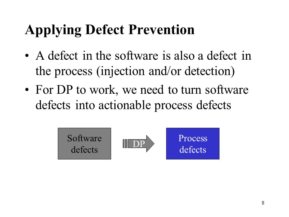 a description of the software developed for the prevention of the y2k bug Bug life cycle: in software development process, the bug has a life cycle  while defect prevention is much more effective and efficient in reducing the number of defects, most.